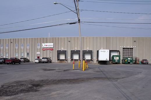 Warehouse Properties