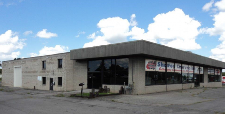3593 State Route 31,Baldwinsville,New York 132027,Retail Properties,State Route 31,1035